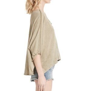 Free People Tops - [Free People] We The Free First Base Henley Top